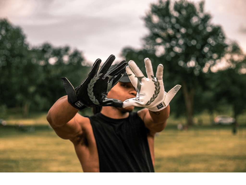 What's your budget for your new football gloves?